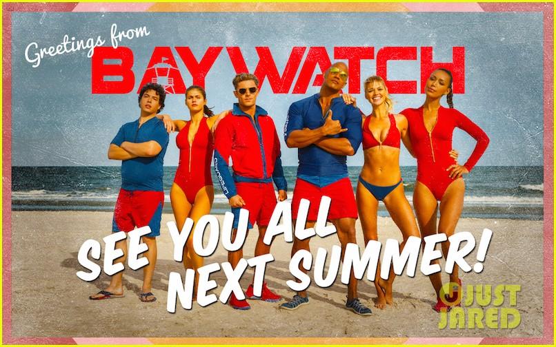 baywatch movie wraps production 023661715