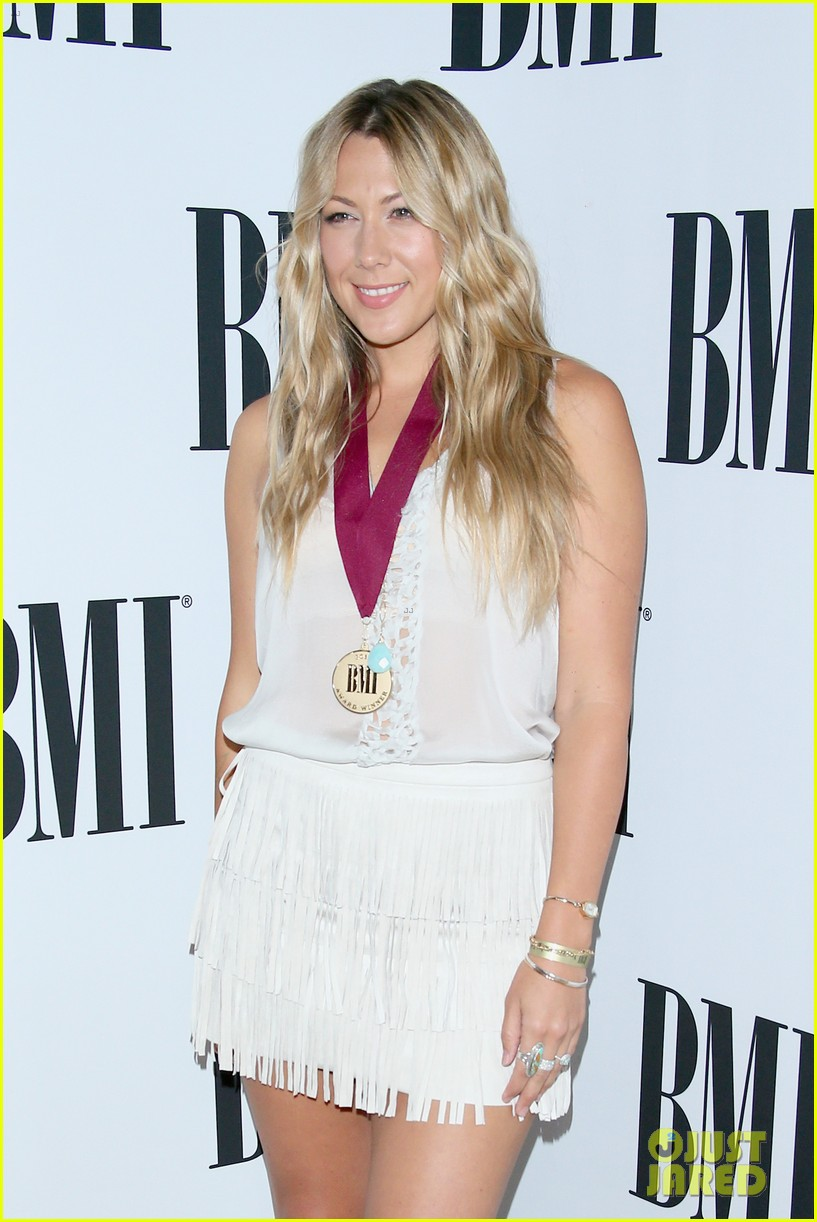 Colbie caillat courteney cox flo rida johnny mcdaid pictures just