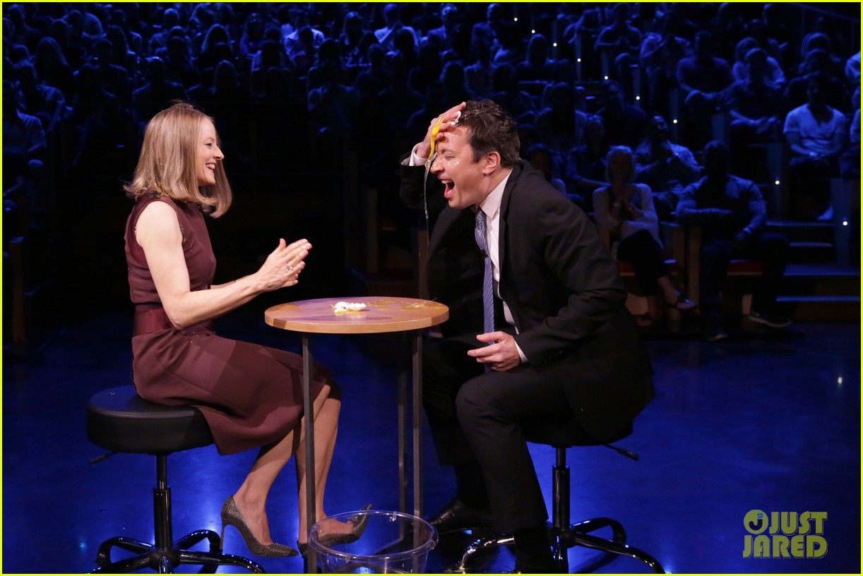 jodie foster plays round of egg russian roulette video 033651403