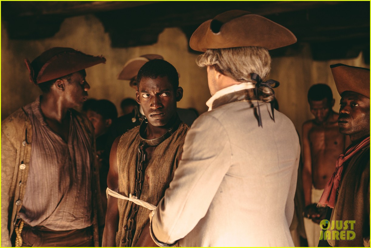 who plays kunta kinte on roots meet malachi kirby 113670018