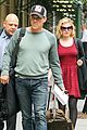 anna paquin smiles while leaving nyc hotel with husband stephen moyer 05