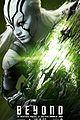 zoe saldana star trek beyond character poster 04