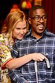 amy schumer films inside scene with anna wintour 12