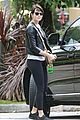 emma stone runs errands before mothers day 08