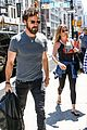 jennifer aniston justin theroux step out in new york 01