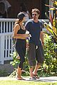 gerard butler is back home after hawaii trip with morgan brown 08