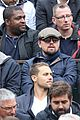 leonardo dicaprio luke evans hit up french open 20