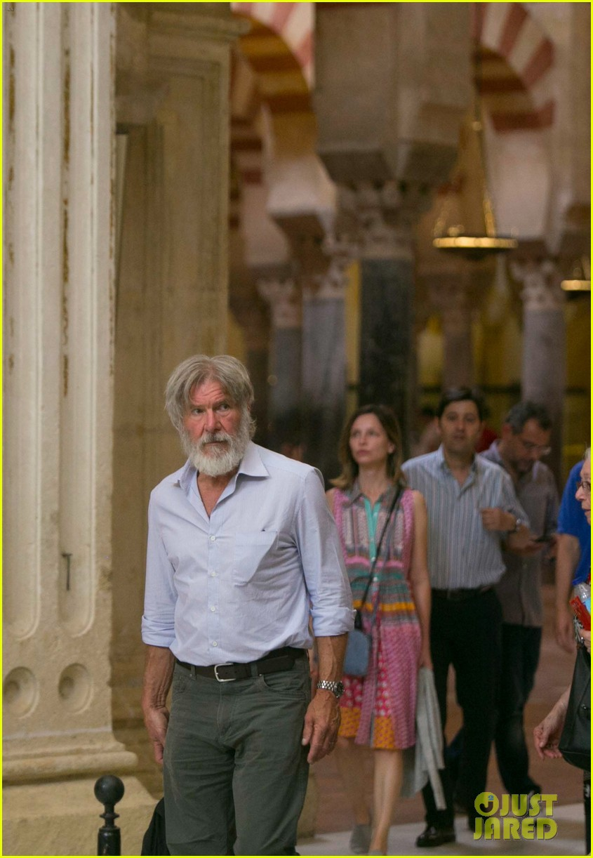 harrison ford tours spain before indiana jones 5 filming starts 073694489