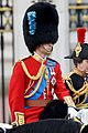 princess charlotte prince george join will kate for trooping the color ceremony 08