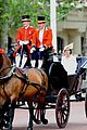 princess charlotte prince george join will kate for trooping the color ceremony 28