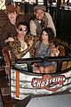sarah hyland dom sherwood karie kat cameron ghostrider reopening knotts 01