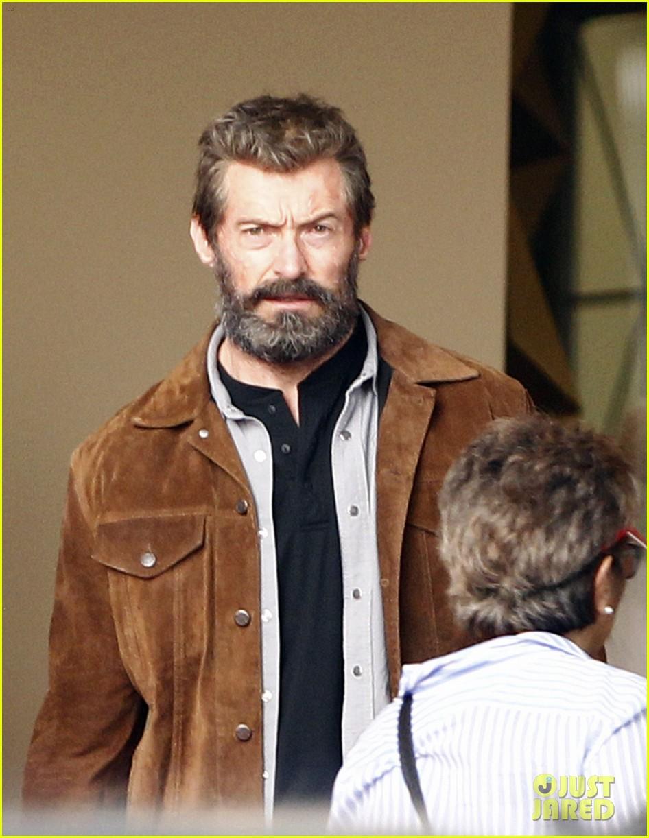Wolverine 3 Set Photos 2