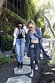 kris jenner grabs lunch with daughter kendall and gigi hadid 18