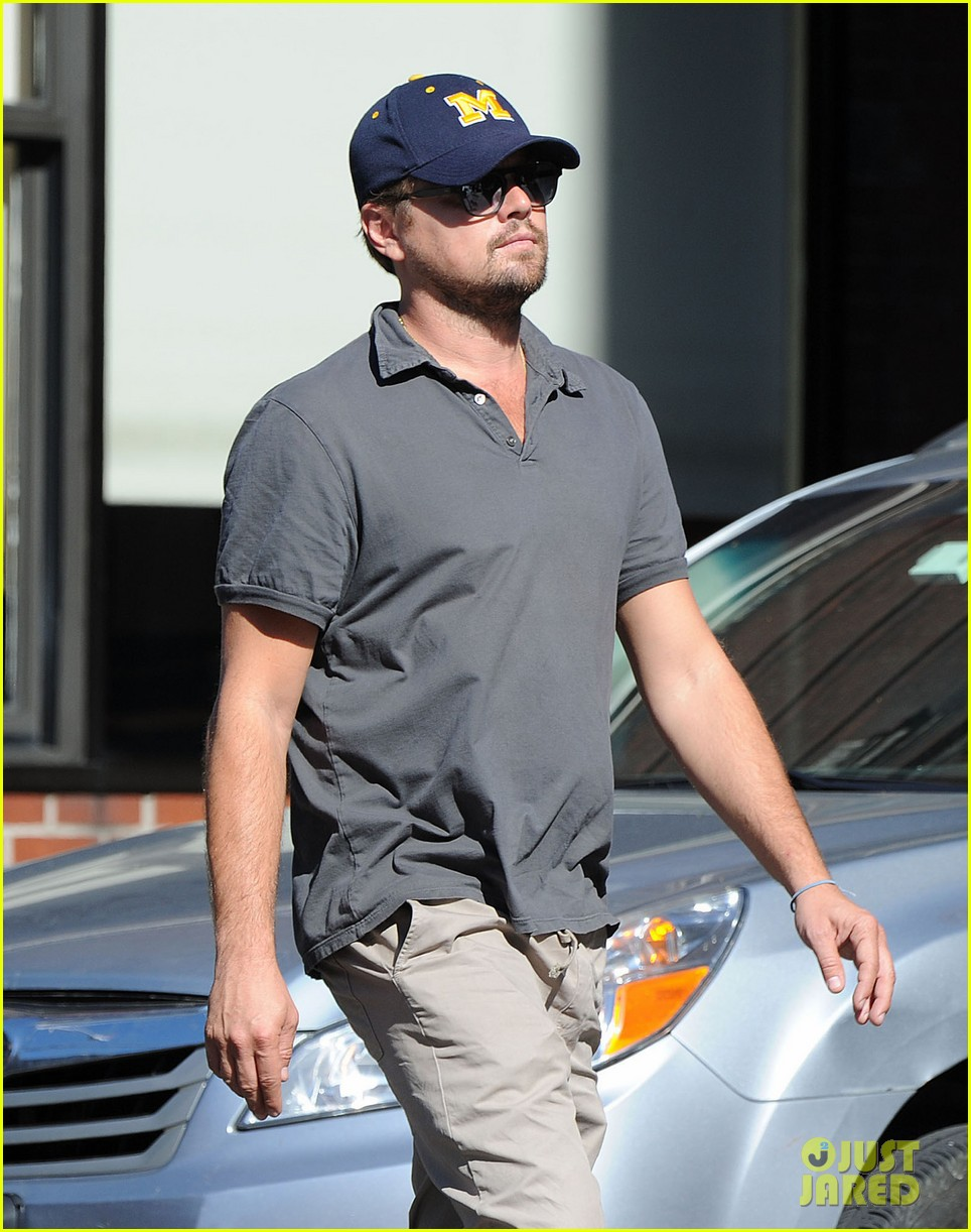 4f68365fbb8 9 seed) is one of Leo s most frequently worn hats. He s worn it at tons of  Lakers games  as we saw above