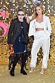 kate moss kylie minogue fiance joshua sasse celebrate absolutely fabulous movie 22