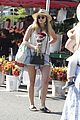 Elizabeth olsen goes boho chic at farmers market 10
