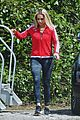 Rita Ora Films Fifty Shades In Vancouver Before Jetting