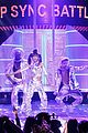 zoe saldana performs no scrubs with tlc on lip sync battle 02
