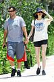 adam sandler goes shirtless for miami trip with wife jackie 09