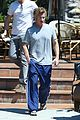 sean penn out lunch malibu sunny 16