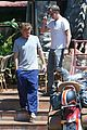 sean penn out lunch malibu sunny 24