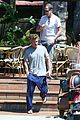 sean penn out lunch malibu sunny 36
