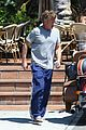 sean penn out lunch malibu sunny 40