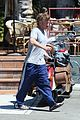 sean penn out lunch malibu sunny 44
