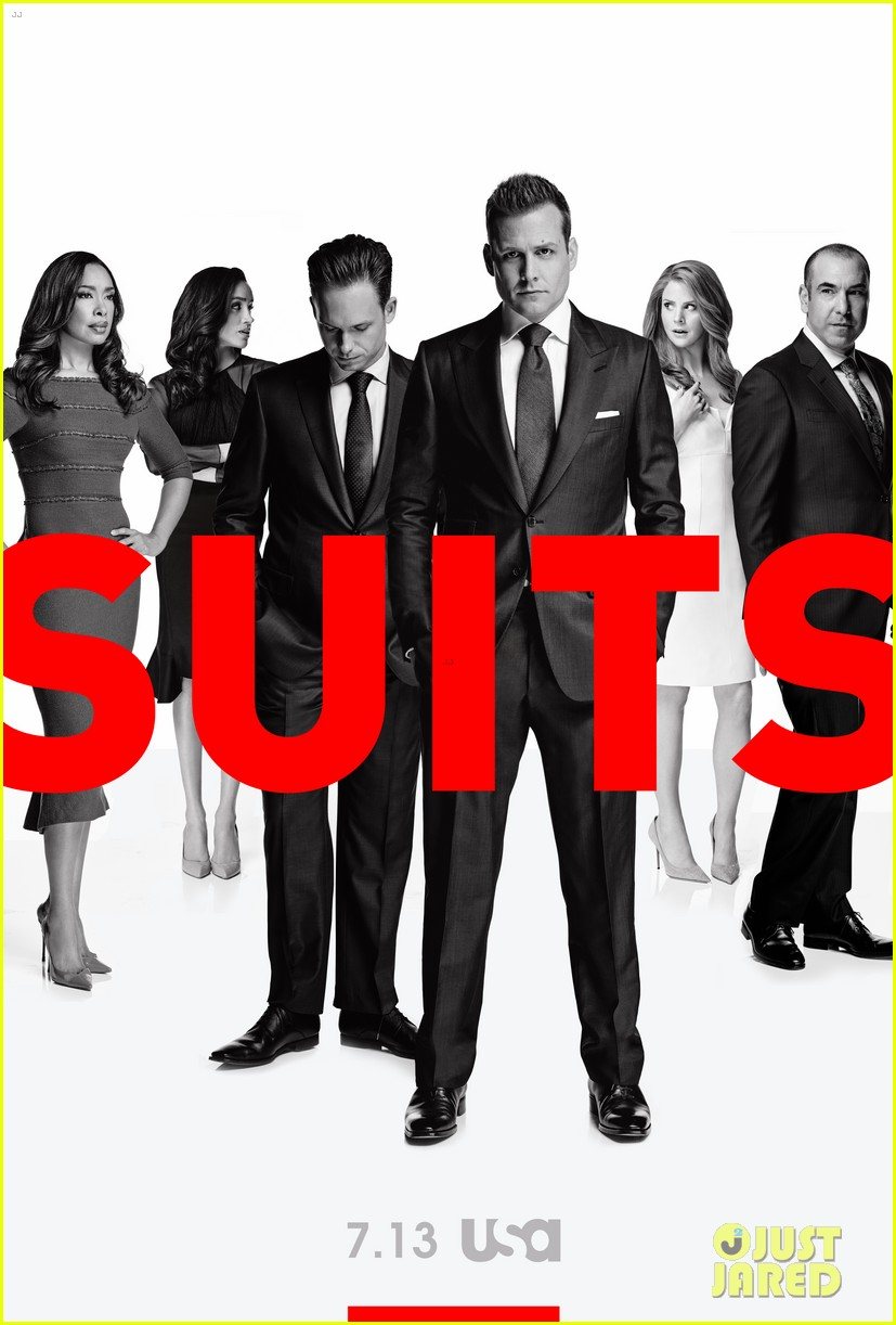 USA Network Unveils 'Suits' Season 6 Artwork (Exclusive): Photo ...