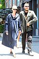 tilda swinton & boyfriend sandro kopp step out in nyc 08