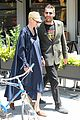 tilda swinton & boyfriend sandro kopp step out in nyc 16