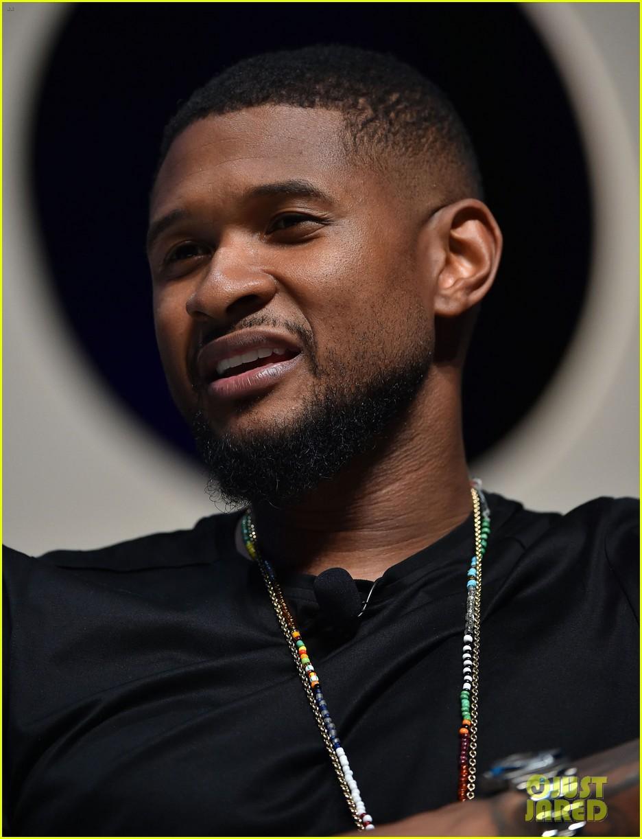 Usher Ryan Seacrest Talk Future Plans At Cannes Lions Festival