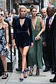 lily aldridge hits up radiohead concert with sister ruby 07