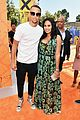 stephen curry wife ayesha kids choice sports awards 17