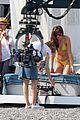 jamie dornan dakota johnson shirtless bikini fifty shades freed honeymoon 20