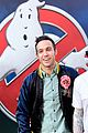 ghostbusters cast stuns on hollywood premiere green carpet 24