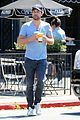 joshua jackson grabbed coffee with crystal reed last month 09