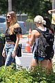 joe manganiello sofia vergara hold hands crossfit 11