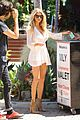 charlotte mckinney shows off her curves while shopping00407