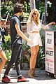 charlotte mckinney shows off her curves while shopping00508