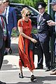 sienna miller orange beauty wimbledon 12