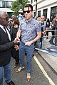 chris pine zachary quinto suave style in london 05