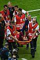 cristiano ronaldo jr cheers on dad at euro 2016 final game 13