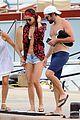 irina shayk bradley cooper kiss yacht 20