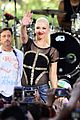 gwen stefani performs today show shares details about new album 04