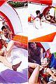 taylor swift embraces shirtless tom hiddleston on water slide 28