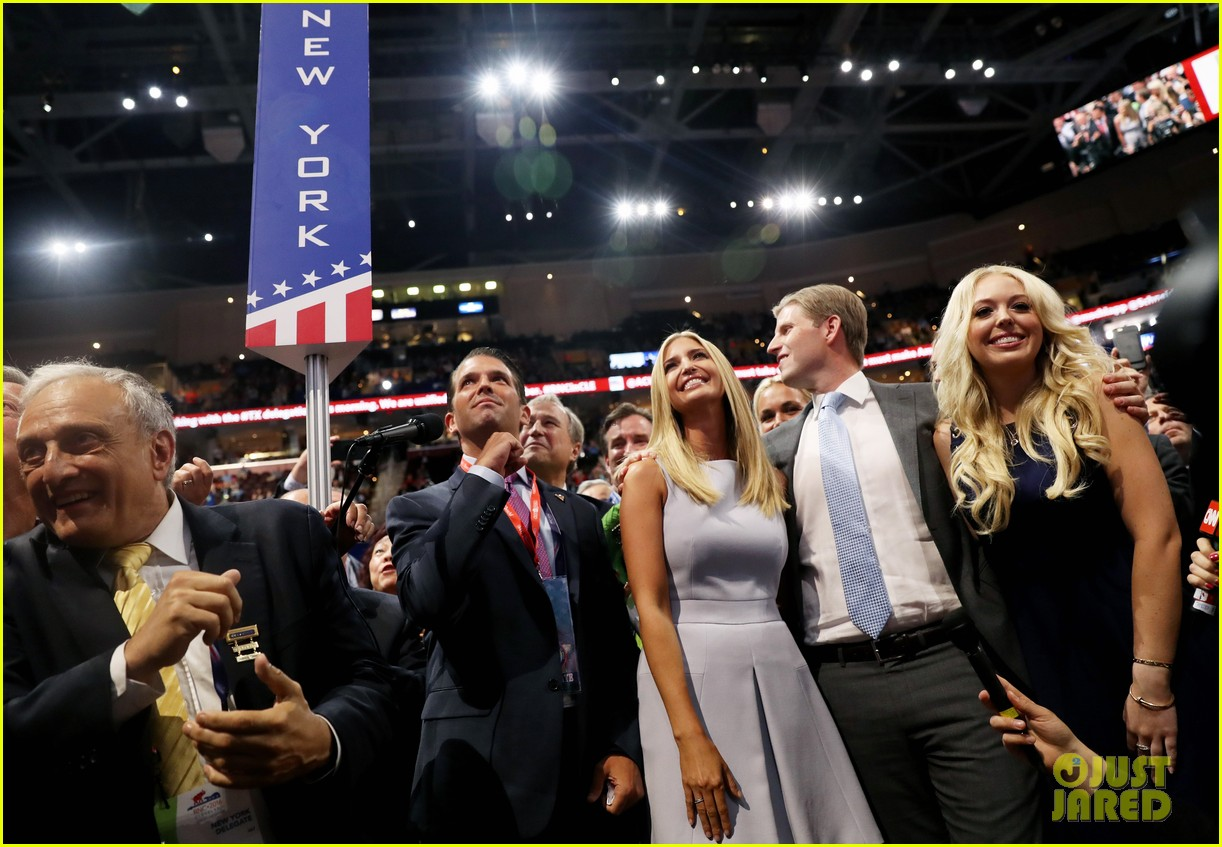 tiffany trump gives speech at republican national convention 093711113