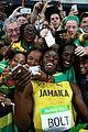 usain bolt wins third straight gold medal at rio olympics 16