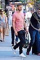 calvin harris pink shirt new york city 08