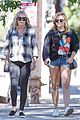 chloe moretz spends the day with her mom74220